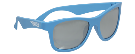 Babiators Otroška sončna očala Ace Navigator Blue Crush/Mirrored lenses 6+ let ACE-016