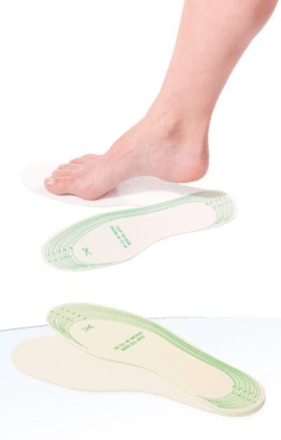 DoTobell Grelni vložki za čevlje 61L 1 par