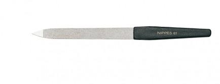 Nippes Pilica za nohte, kromirana 16cm 61