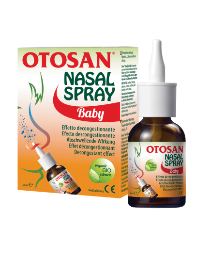 Otosan Pršilo Baby za nos 30ml