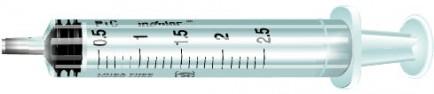 PiC Brizge Central brez igle 2,5mL 130X