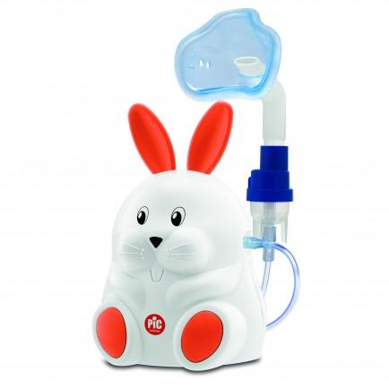 PiC Kompresorski otroški inhalator MrCarrot