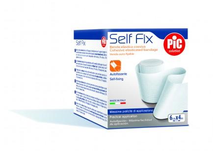 PiC Samolepljivi pričvrstilni povoj SelfFix 8cmX4m