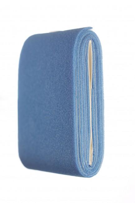 Mediblink samolepljivi vodoodporni povoj 6X100cm moder M141