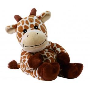 Warmies Otroški termofor s sivko Žirafa