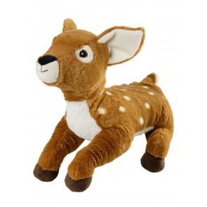 Warmies Otroški termofor s sivko Bambi