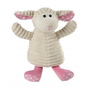 Warmies Otroški termofor s sivko beige/roza Ovčka