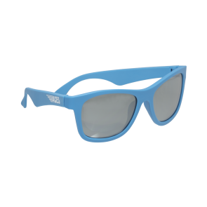 Babiators Otroška sončna očala Ace Navigator Blue Crush/Mirrored lenses 6+ let ACE-016