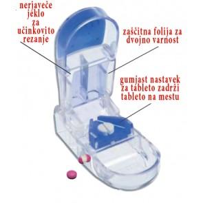 Apex Posodica za rezanje in shranjevanje tablet