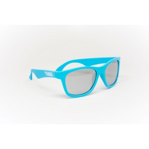 Babiators Otroška sončna očala Ace Navigator Electric blue/Mirrored lenses 7-14 let ACE-013
