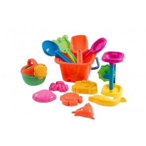 Fashy 13-delni set za igro na pesku/mivki