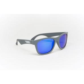 Babiators Otroška sončna očala Ace Navigator Galactic grey/Blue lenses 6+ let ACE-012