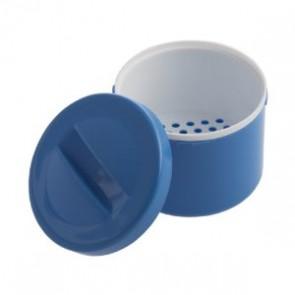 Junghans Posodica za shranjevanje proteze modra