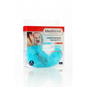 Mediblink Hladilno-toplotna blazinica s kroglicami za prsa, 17X17cm M123