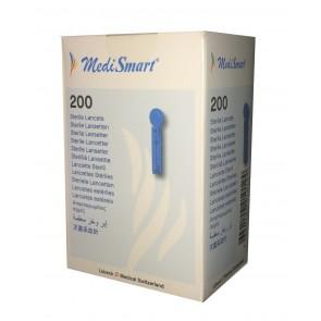 Medismart Lancete za merilnik sladkorja 200X