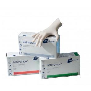 Meditrade Zaščitne rokavice s talkom Reference 100X