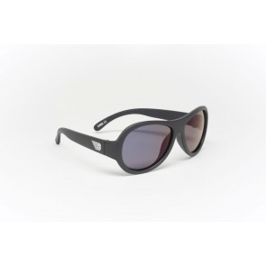 Babiators Otroška sončna očala Polarized Junior Black ops black/Blue lenses 0-2 let BAB-049
