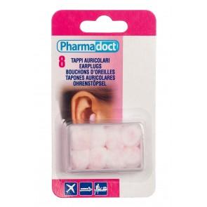 Pharmadoct Čepki za ušesa 8X