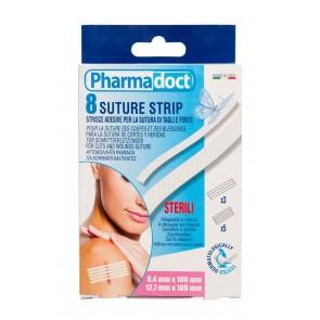 Pharmadoct Trak za zapiranje ran sterilen veliki 8X
