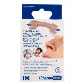 Pharmadoct Obliž za lažje dihanje 10X