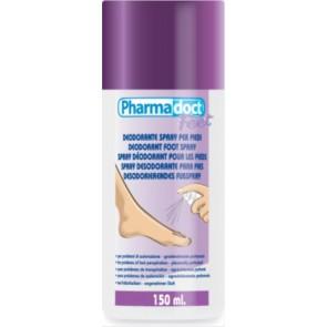 Pharmadoct Pršilo za stopala z deodorantom 150mL