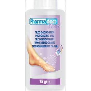 Pharmadoct Puder za noge z deodorantom 75g