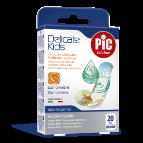 PiC Antibakterijski obliž Otroški M 20X