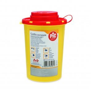 PiC Posoda za shranjevanje odpadnih igel 0,6L