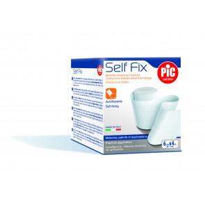 PiC Samolepljivi pričvrstilni povoj SelfFix 4cmX4m