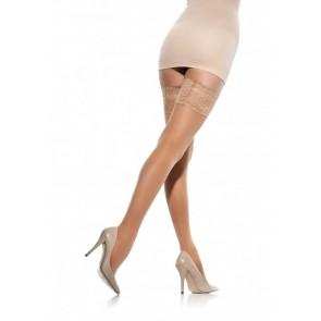 Solidea Kompresijske samostoječe nogavice Marilyn 70den