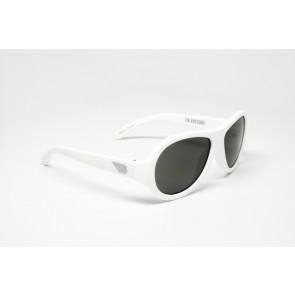 Babiators Otroška sončna očala Original Classic Wicked white 3-7 let BAB-015