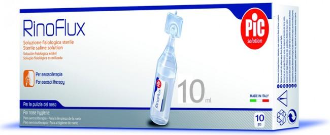 boite de 10 serum physiologique