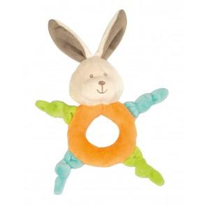 Fashy Ropotuljica in grip igrača - zajček