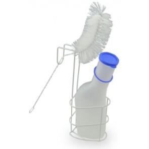 Junghans Moška urinska posoda s ščetko in stojalom