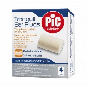 PiC Protihrupni čepki za ušesa 4X