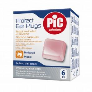 PiC Silikonski čepki za ušesa 6X