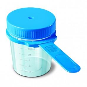 PiC Sterilna posodica za zbiranje urina 100mL