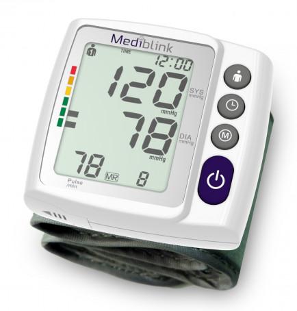 Mediblink Zapestni merilnik krvnega tlaka M505
