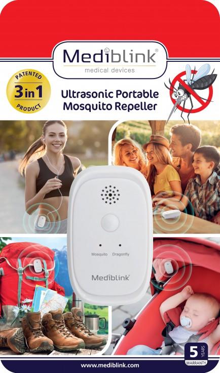 Mediblink Ultrazvočni odganjalec komarjev M001