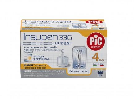 PiC Igla za insupen G33 4mm 100X